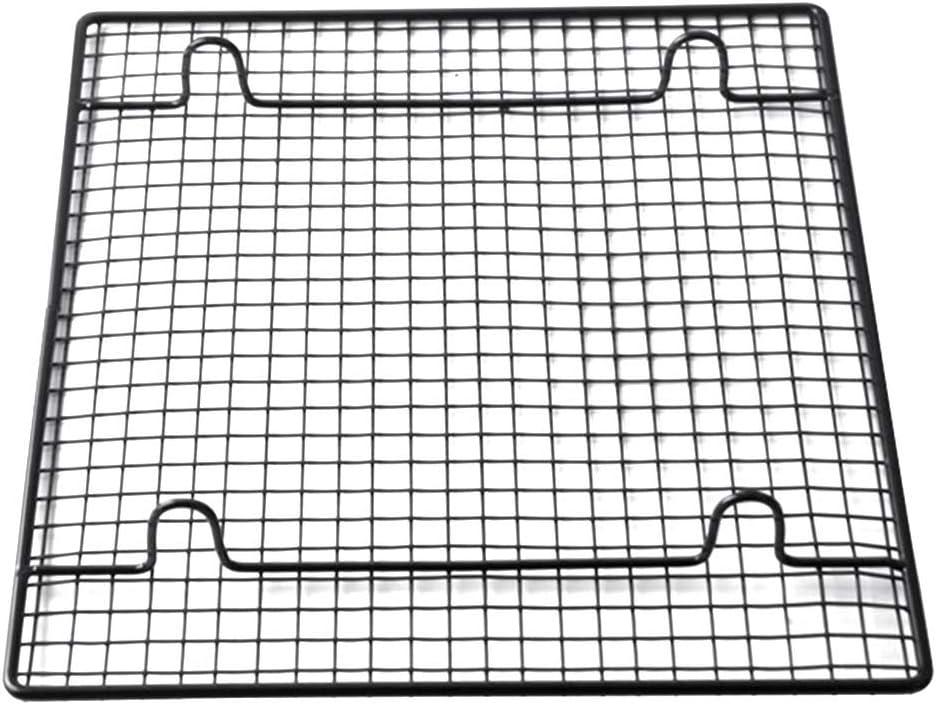 Grillen Backregale Gro/ße K/ühlregale Edelstahl-Backregale zum Kochen f/ür Ofen K/ühlen Gesundheit und Sp/ülmaschine Gr/ö/ße 16  x 10 Braten passend f/ür Backbleche in verschiedenen Gr/ö/ßen