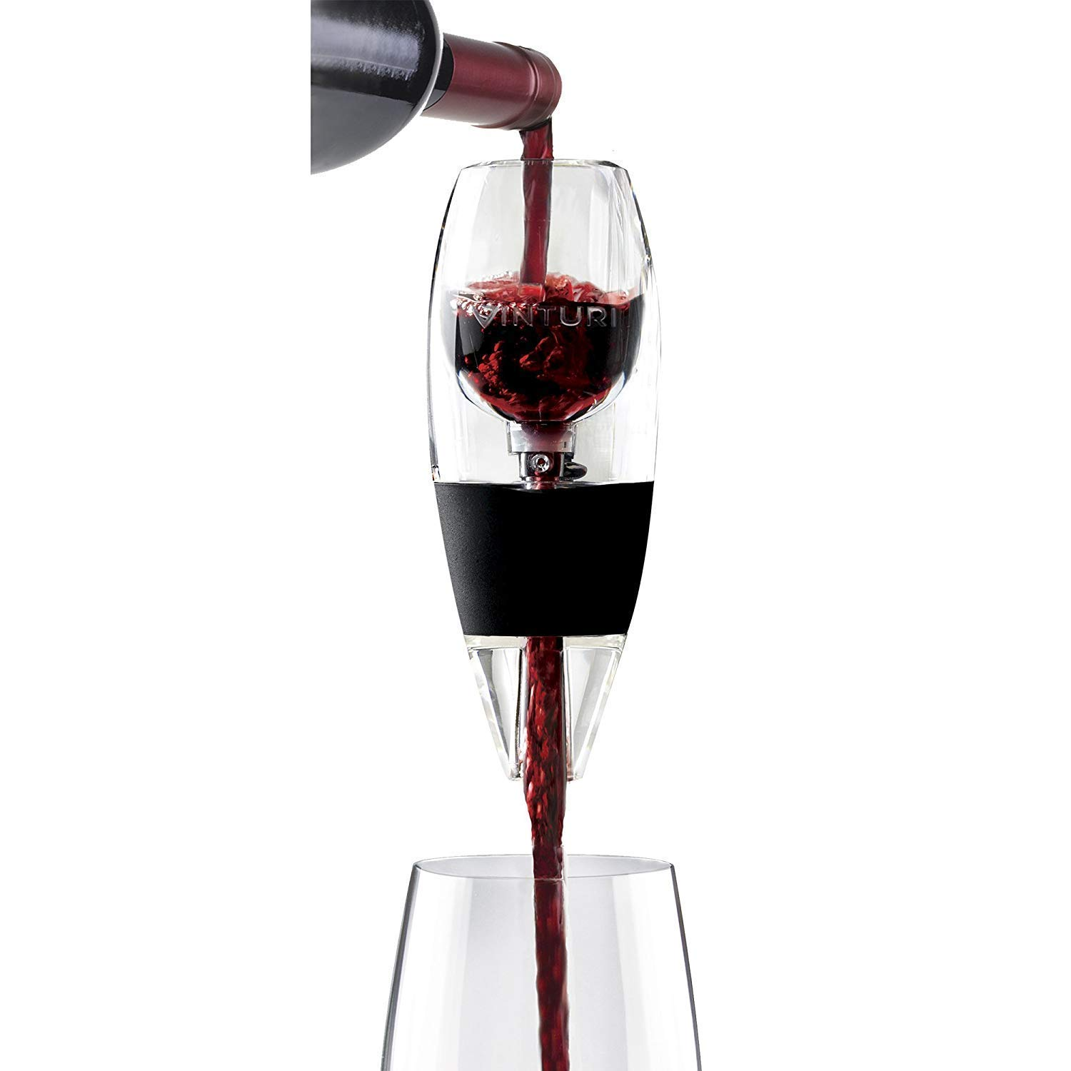 Vinturi V1010 Essential Red Wine Aerator Pourer and Decanter
