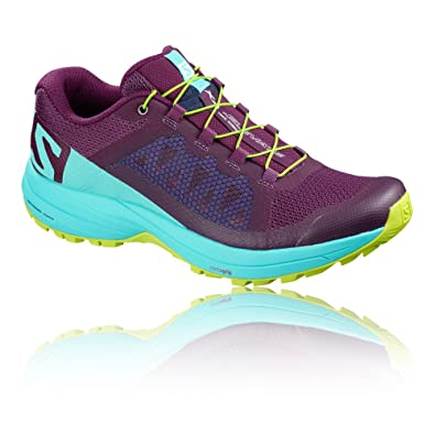 921922e72134 Image Unavailable. Image not available for. Color  Salomon XA Elevate  Running Shoe - Women s Dark ...