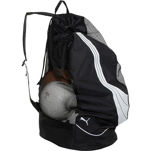 Amazon.com  Puma Team Ball Bag (Black 90d865e4077ff