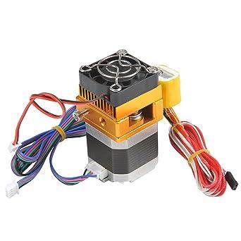 YOTINO MK8 Extrusora Cabeza de Impresión de Boquilla 0.4mm para ...