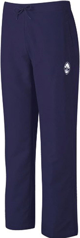 David Luke Childrens Jogging Bottom Microfibre Flat Front Joggers Tracksuit Trouser