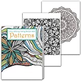 Kyпить Patterns, Stress Relieving Coloring Book for Adults на Amazon.com
