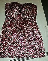 Cheeath Print Homecoming Dress