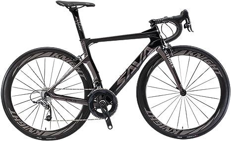 SAVADECK Phantom 5.0 700C Bicicleta de Carretera Carbon Fiber Bike ...
