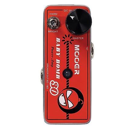 Mooer Baby Bomb 30 Power Amp - Etapa de potencia para guitarra eléctrica