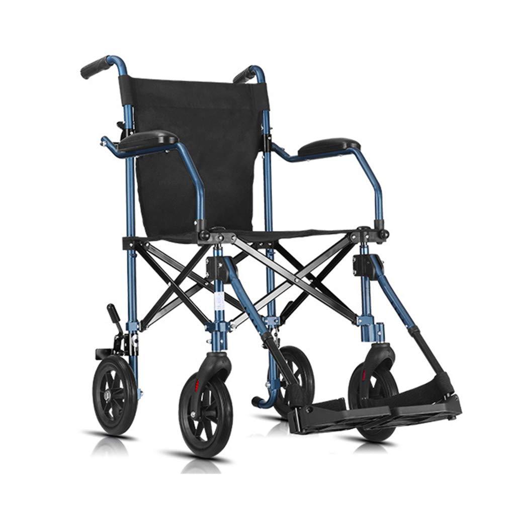 品揃え豊富で 自走用車いす 車いす旅行椅子折り畳み高齢者車いす : 車いす旅行車いす手動旅行トロリー 車椅子折りたたみ B07LF9JQCD 最高のギフト 110kg 自走用車いす 43*43*90cm) (Color : Black, Size : 43*43*90cm) 43*43*90cm Black B07LF9JQCD, 本多屋:01b5ac7b --- a0267596.xsph.ru