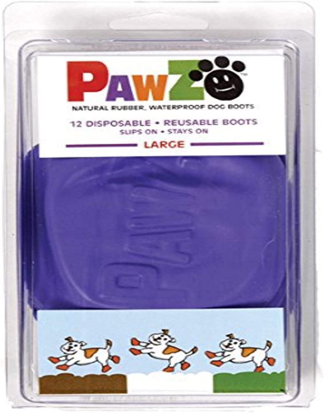 Large Pawz Durable All Weather Dog