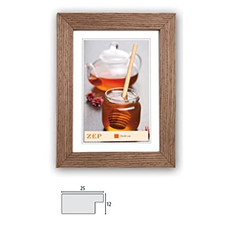 Zep Wood Picture Frame 30 X 40 Cm Amazoncouk Kitchen Home