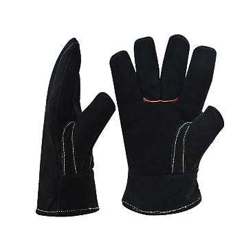 YANLIU Niedertemperatur-Handschuhe, warme Kälte Frostschutz ...
