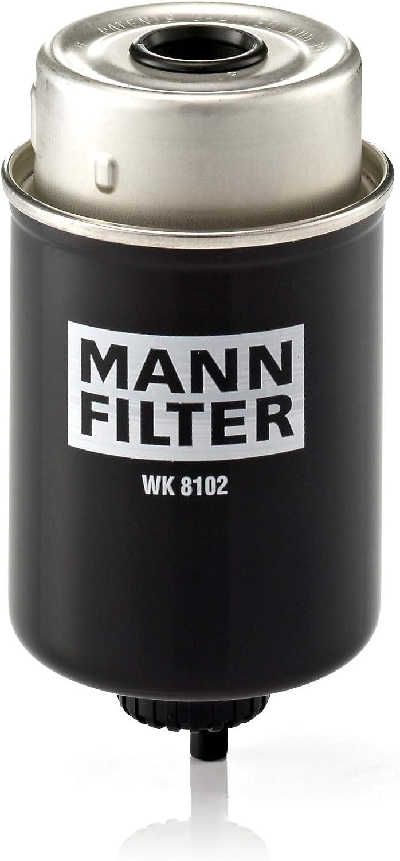 Original Mann Filter Kraftstofffilter Wk 8102 Für Nutzfahrzeug Auto