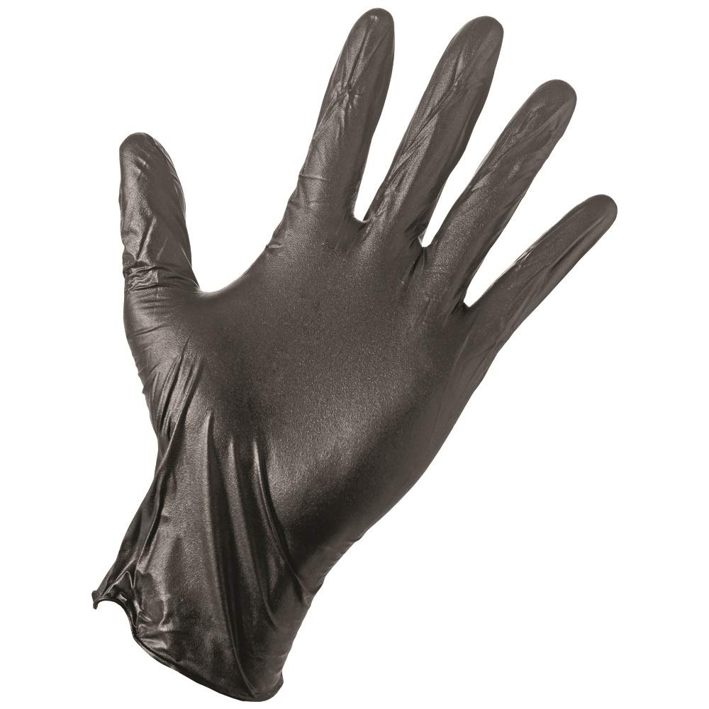 '47 Grease Monkey Disposable Nitrile All Purpose Gloves - Pack of 100 (Non Latex) Big Time Products 23892-110