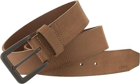 Cinturón Levis Classic Tumbled marrón