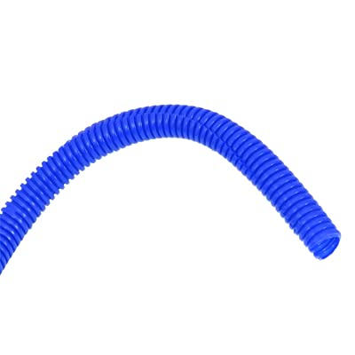 "Spectre Performance 29686 Blue 3/8"" x 8\' Split Loom: Automotive [5Bkhe0114312]"
