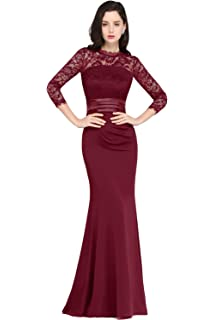 Marlo-Long Red Prom Dresses