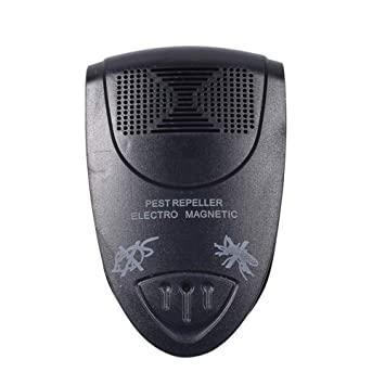 Control Electrónico De Enchufe De Desparasitación Ultrasónica, Mini Electrónica Conversión De Frecuencia Multifunción Repelente De