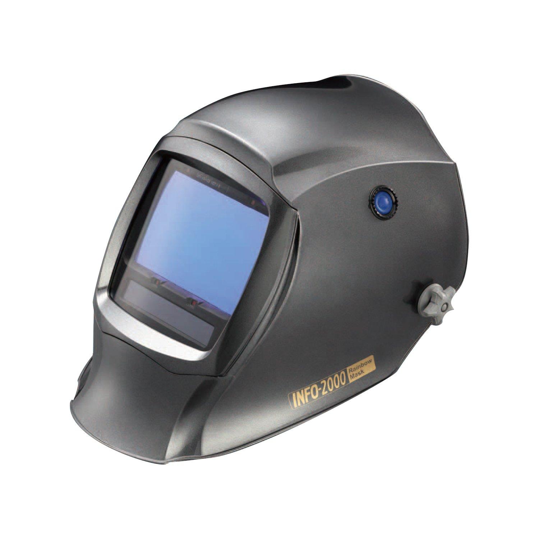 マイト工業 レインボーマスク キャップ型 INFO-2000-C B01E4SYGLW