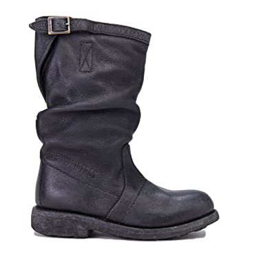 buy online a71ce b358d Stivali donna Bikkembergs used mid black mod. BKW101530 ...