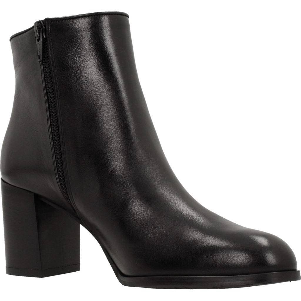 JONI Stiefelleten Stiefel Damen, Farbe Schwarz, Schwarz, Schwarz, Marke, Modell Stiefelleten Stiefel Damen 13004 Schwarz df207b
