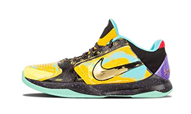 pretty nice 4e274 e4f75 Image Unavailable. Image not available for. Color NIKE Zoom Kobe 5 Prelude  ...