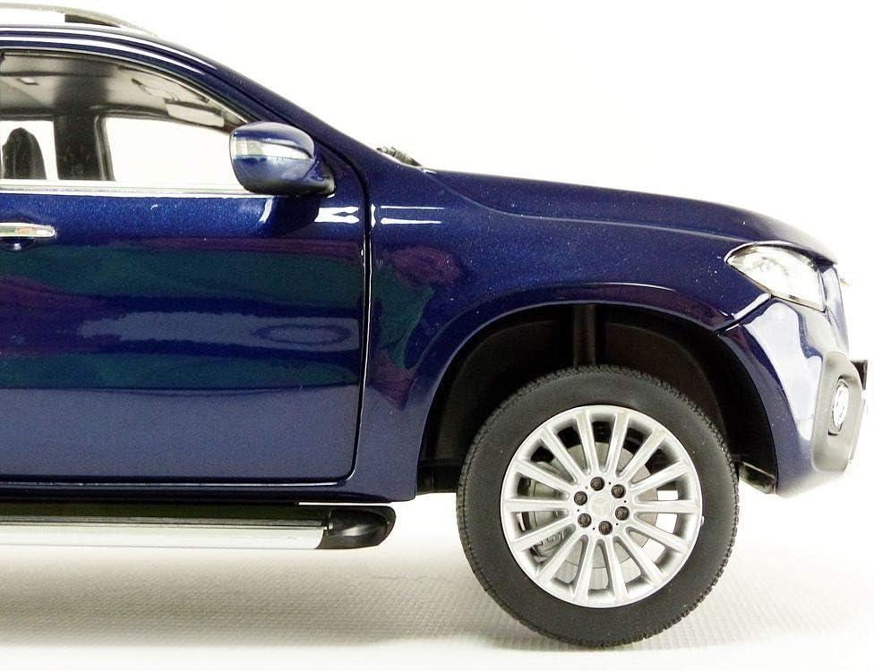 1:18 Norev Mercedes X-Klasse Pick-Up 2017 dark blue NEW bei PREMIUM-MODELCARS