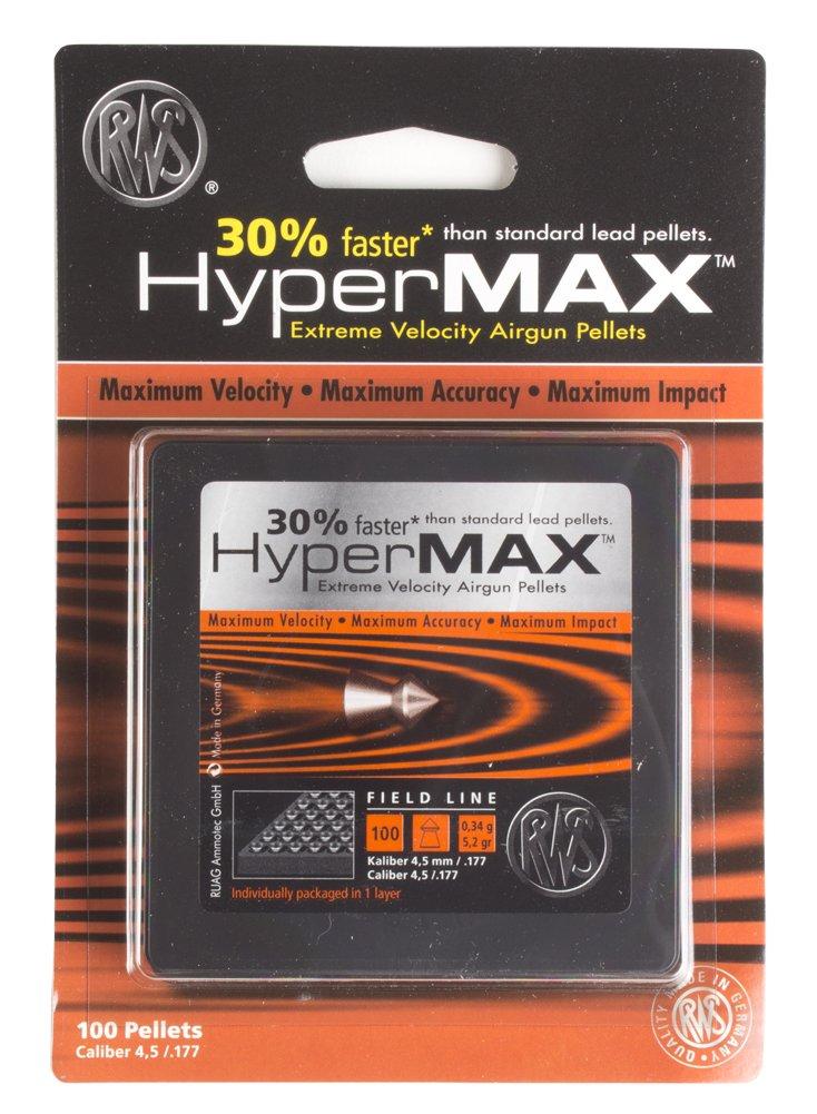 .177 Caliber 100ct Hypermax Umarex Usa 2315052