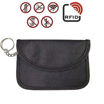 Faraday Bag For Car Keys, ZOORE Versión mejorada Señal de llave de ...