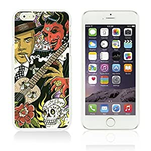 OnlineBestDigitalTM - Celebrity Star Hard Back Case for Apple iPhone 6 (4.7 inch)Smartphone - Robert Johnson Art Work