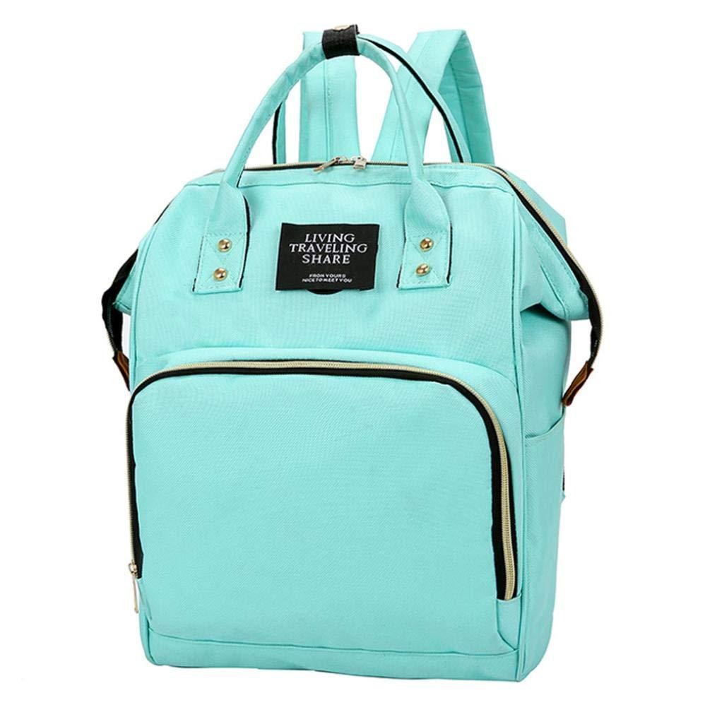 Clearance Sale,Realdo Solid Large Capacity Boys Girls Travel School Backpack Daypack Nursing Bag