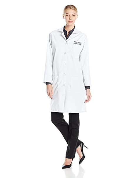Personalized Womans Lab Coat