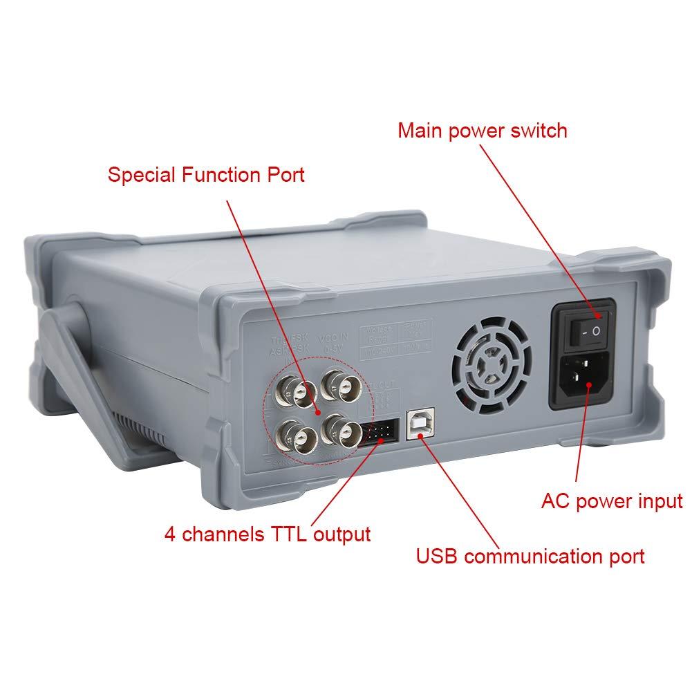 FY8300S 3-Kanal-Funktion beliebige Wellenform Signalgenerator vier TTL-Ausg/änge