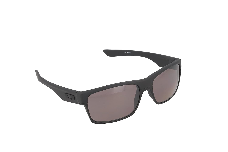 Amazon.com: Oakley Twoface Polarized Rectangular Sunglasses ...
