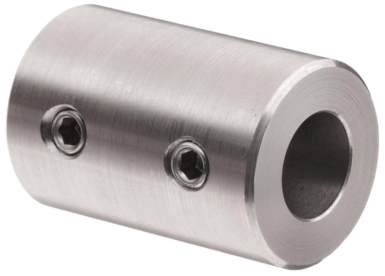"Nice Boston Gear CR12 Shaft Coupling, Rigid (One Piece) Type, 0.75"" Bore, 1.500"" Outside Diameter, 2.000"" Overall Length"