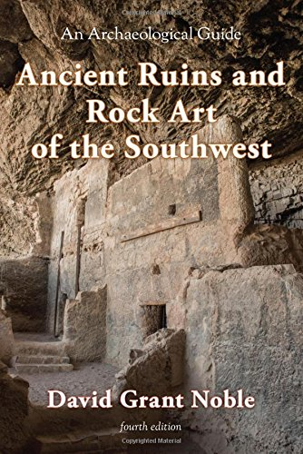 Ancient Ruins Rock Southwest Archaeological