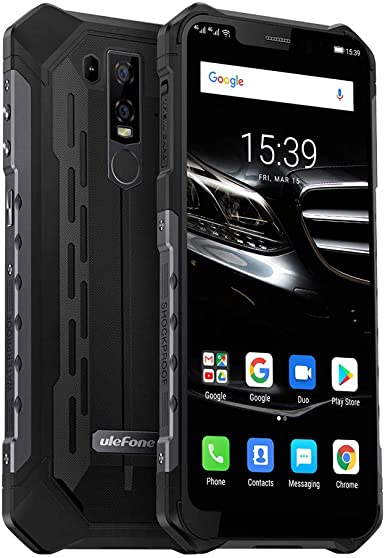 Ulefone Armor 6E - Smartphone de 6,2