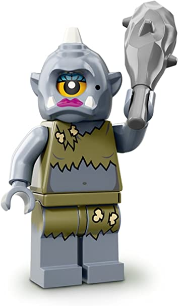 LEGO Series 13 Minifigures Lady Cyclops New