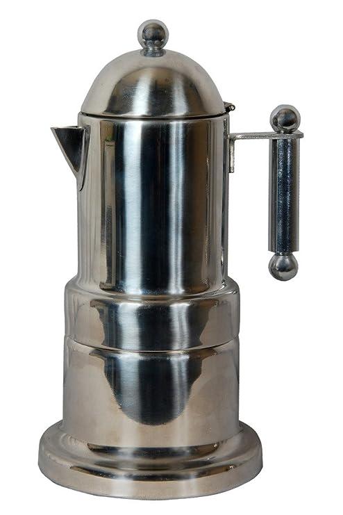 City Tea & Coffee ESPRESSO COFFEE MAKER 4 cups Coffee, Tea & Espresso at amazon