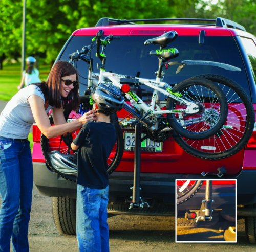 Husky 81145 Ball Mount Bike Rack
