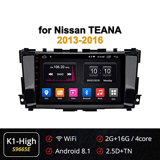 XBRMMM Android 9.0 Octa Core Radio Coche GPS Reproductor ...