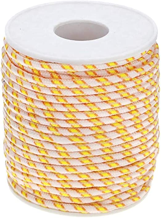 Ruby - Bobina de cordón de nylon multicolor cuerda de nylon para ...
