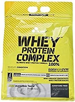 OLIMP SPORT NUTRITION Proteína Whey Protein Complex con Sabor 100 % Chocolate - 2.27 kg