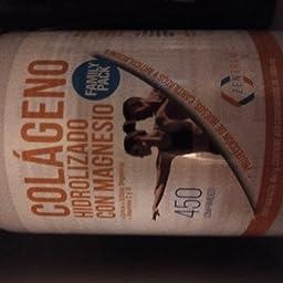 Colágeno hidrolizado con calcio para huesos y articulaciones ...