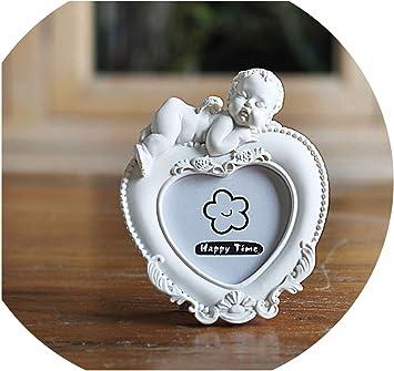 Amazon.com: SP-ROSE - Marco de fotos para bebé, diseño de ...
