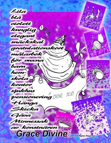 gratulationskort pensionering Amazon.com: Lila blå violett kunglig elegant snäckskal  gratulationskort pensionering