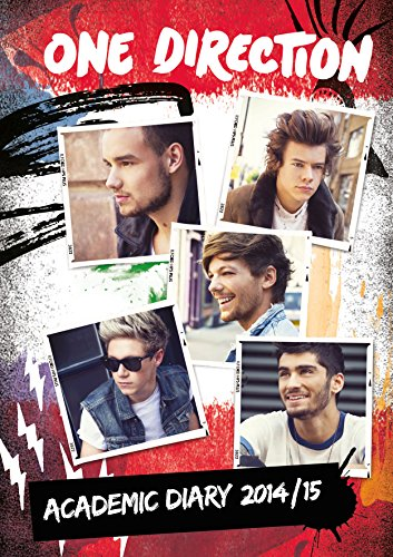 Official One Direction Academic Planner Diary 2015 (One Direction Official Diary)