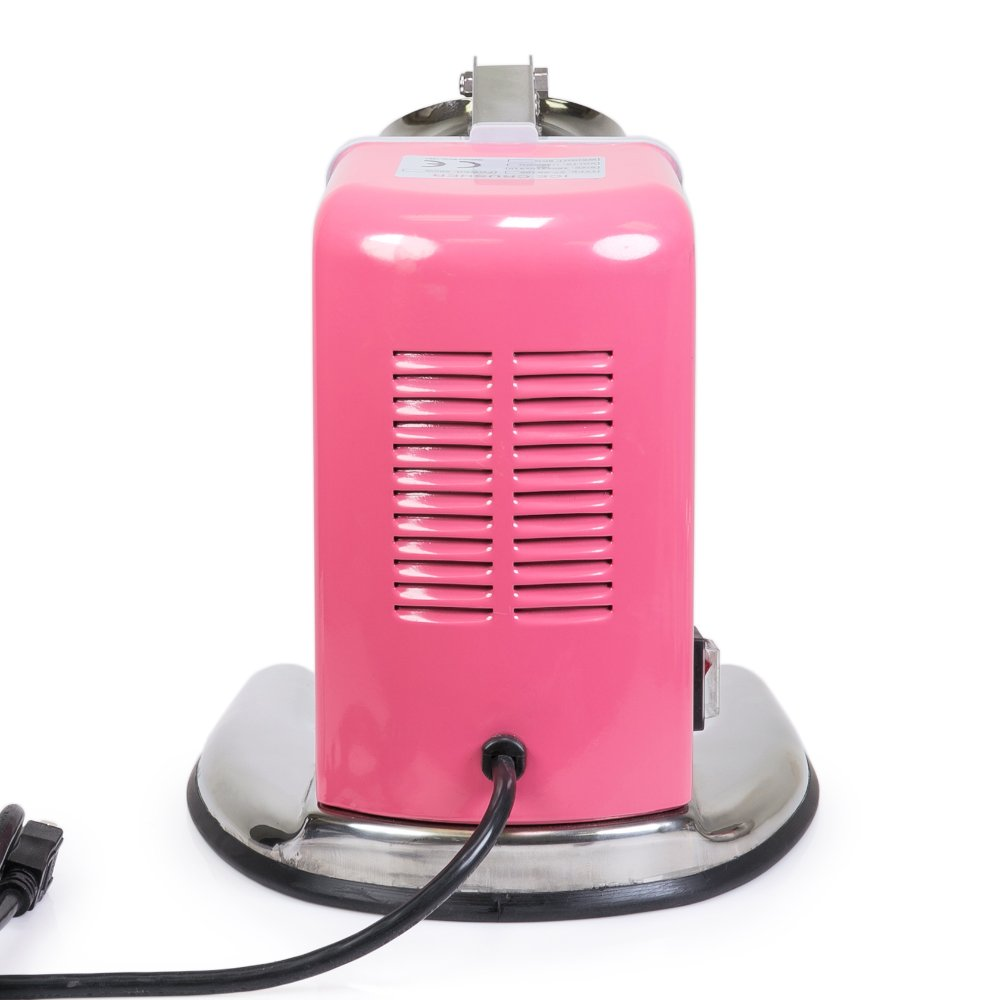 FonChef Commercial Dual Blade 143lb/h Ice Shaver Crusher Shaved Icee Maker Machine Pink by FonChef (Image #6)