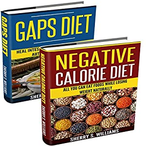 Flexible Dieting: GAPS Diet, Negative Calorie Diet Audiobook