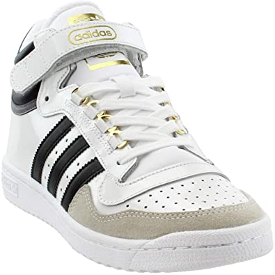 697c55c4f Amazon.com  adidas Mens Concord II MID Athletic   Sneakers White  Shoes