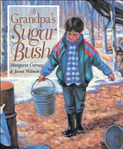 At Grandpa's Sugar Bush -
