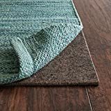 RUGPADUSA CL-810 Contour Lock Low Profile Gripping Non Skid Rug Mat, 8' x 10'